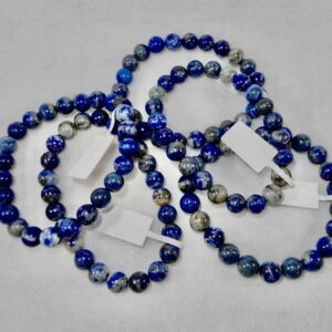 Lapis Bracelets