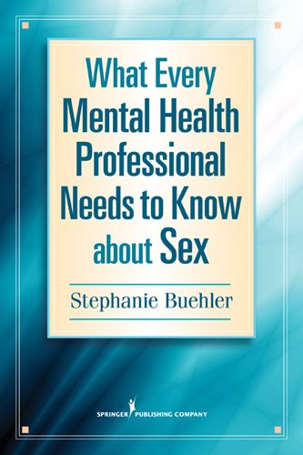 My Sex Therapy Book Now Published!