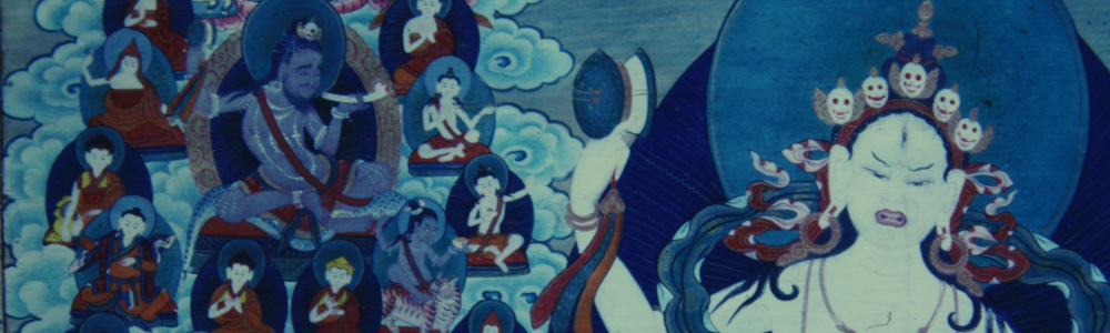 The Story of Pha Dampa Sangyas' Journey to Tibet