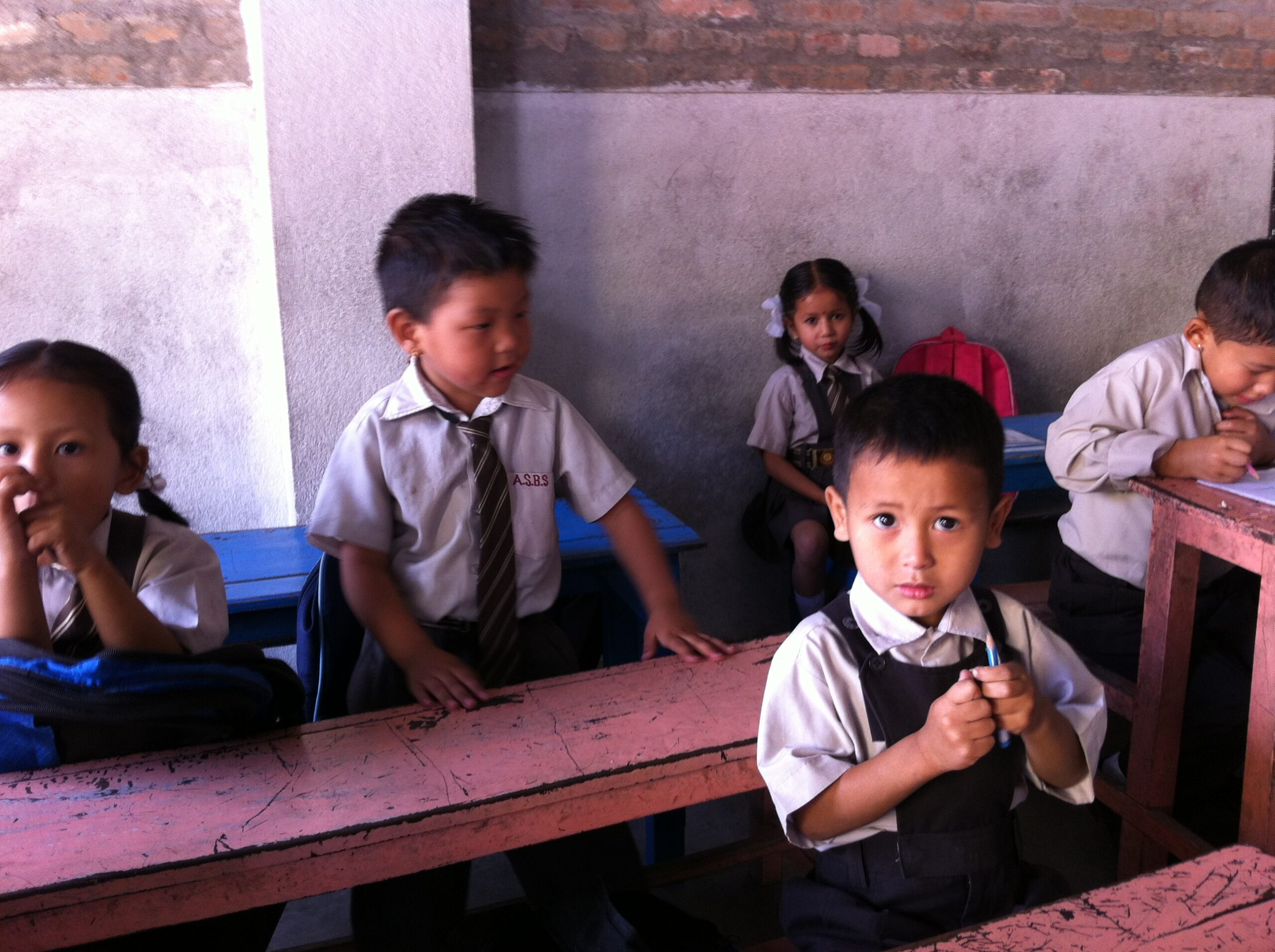 Schoolboy Looks to Nepal's Army With New Pride