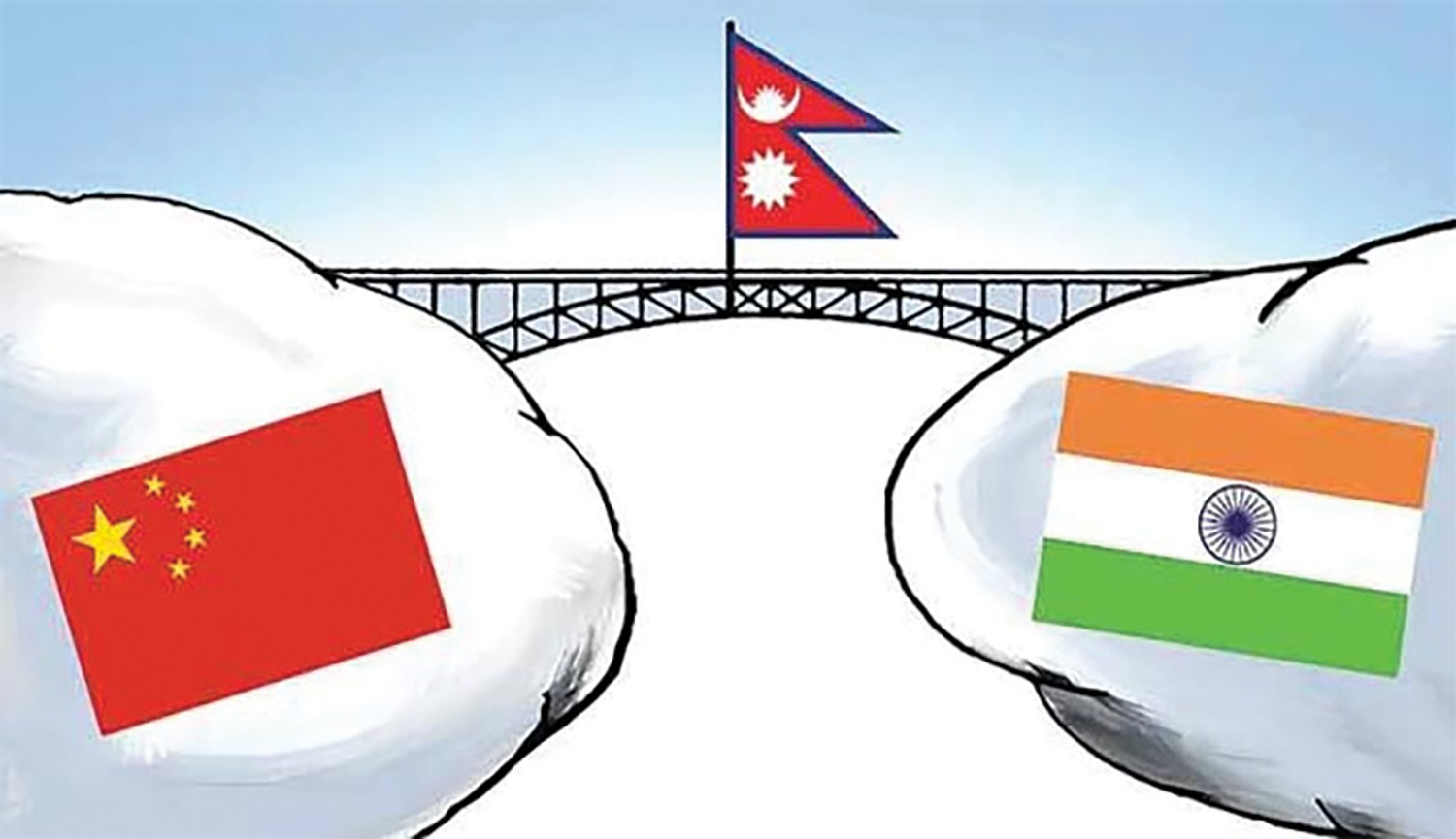 China or India: Does Nepal Have a Realistic Choice?