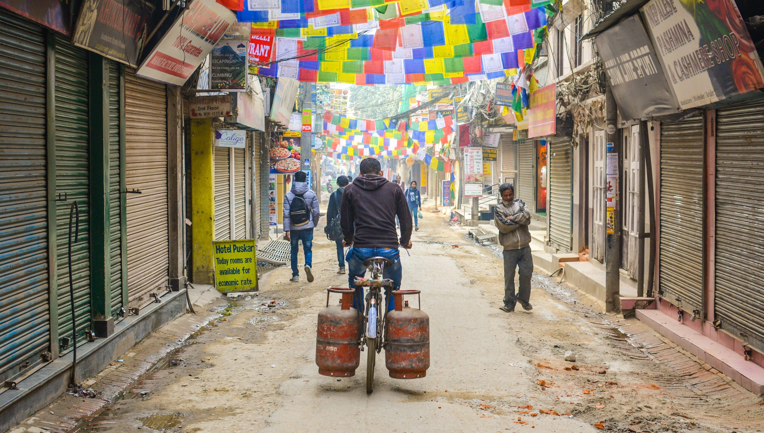 Dispatch From Kathmandu