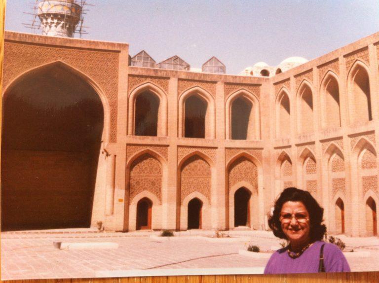 Iraq Outside History