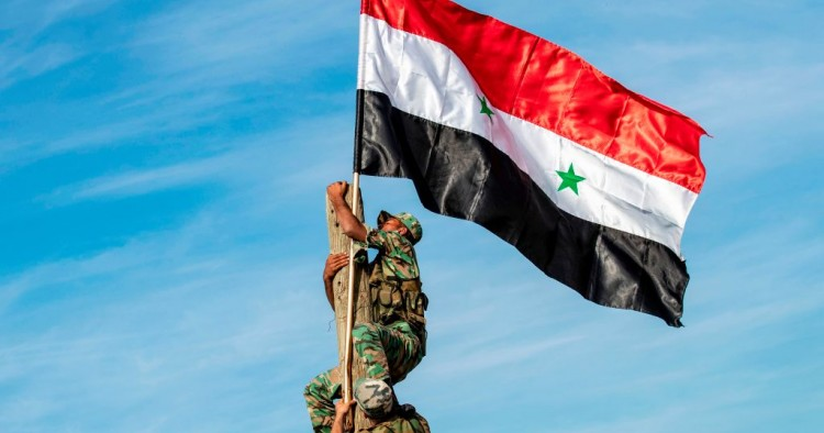 An Impossible Syrian Victory