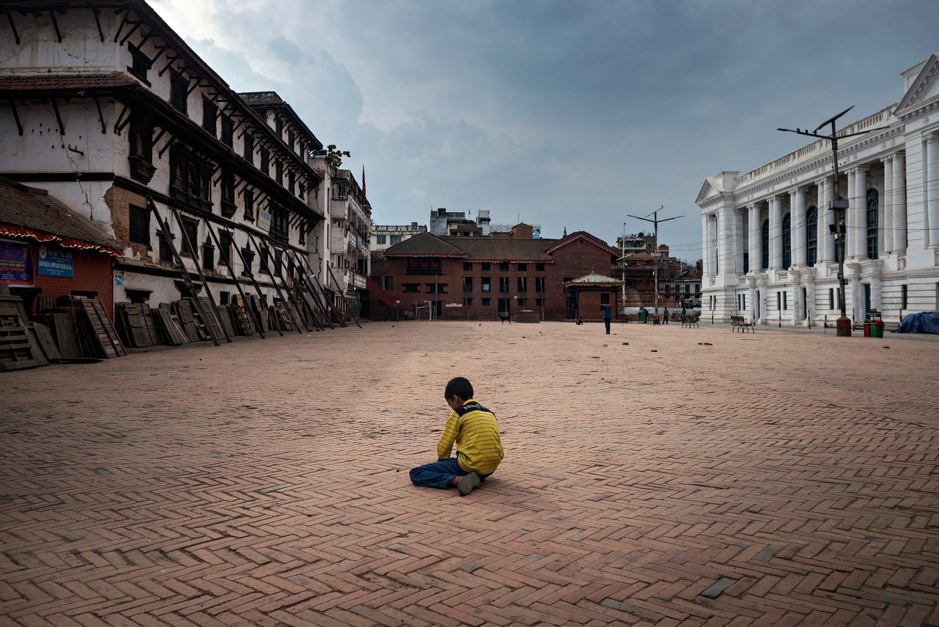 Nepal under Lockdown