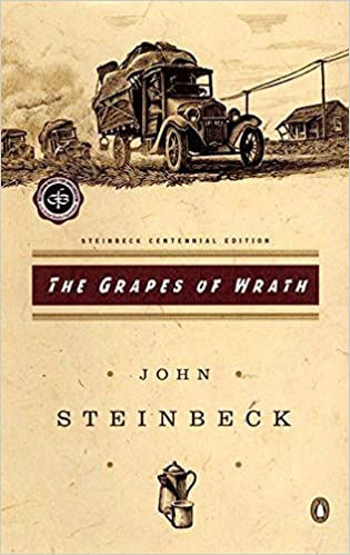 "Re-reading ""Grapes of Wrath"""