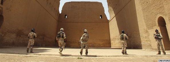 Iraq_UnIraq in The American Imagination Today