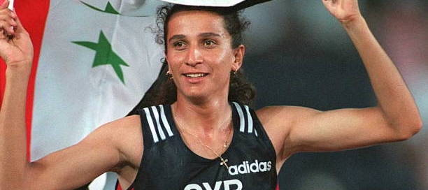 Syria Shows Its Mettle– Olympians Ghada Shouaa to Hend Zaza