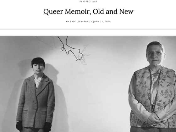 Kirkus Writes: Heaven + Gertrude Stein