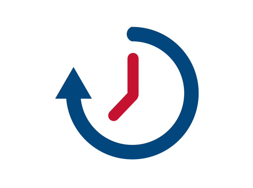 Reduce Cycle Time - Icon