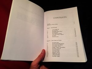 Table of contents in General of the Army: George C. Marshall, Soldier and Statesman