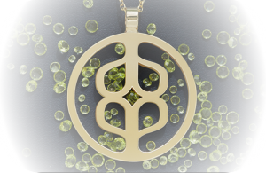 The logo for Awe Inspired Jewelry