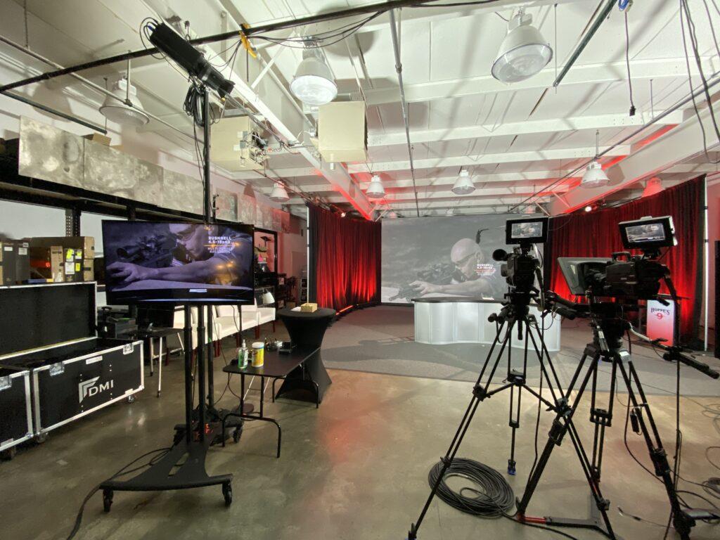 Behind the scenes of the DMI Virtual Studio