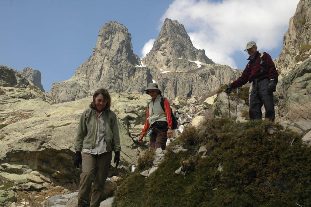 Corsica Walking Trips