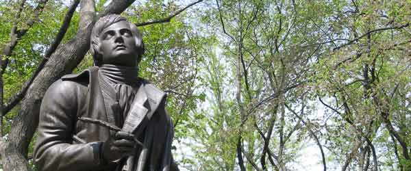 Why I Celebrate Robert Burns' Birthday