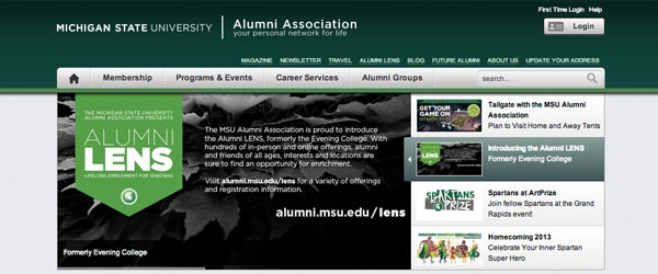 Alumni LENS: So close, yet so far