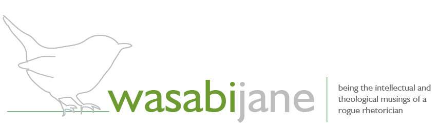 WasabiJane | The blog of Lisa Eldred