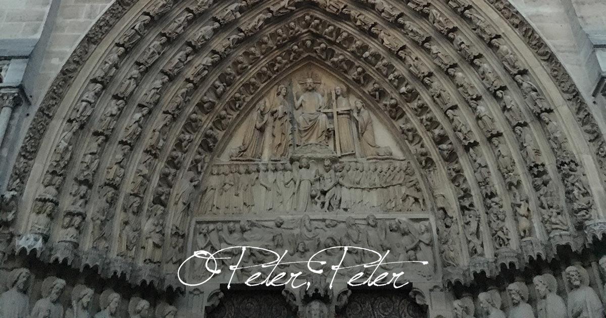 O Peter, Peter