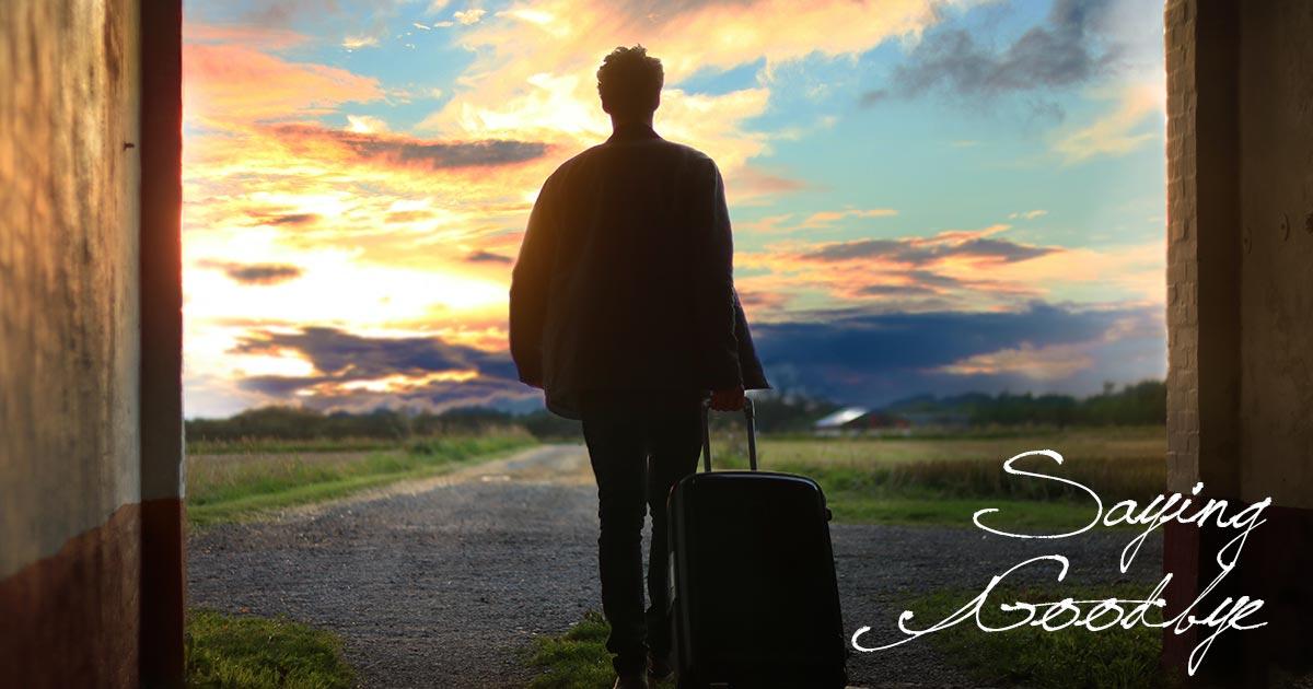 The Road to Uganda 6: Saying Goodbye