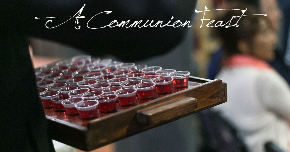 The Road to Uganda 7: A Communion Feast