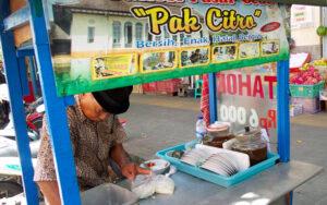wisata kuliner khas solo Tahok Solo Pak Citro