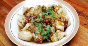 wisata kuliner khas solo Tahu Kupat Pak Brewok