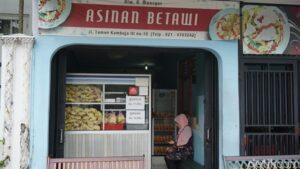 Wisata Kuliner di Betawi asinan betawi