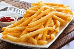 Makanan Khas Amerika french fries
