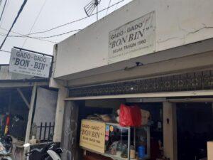 Wisata Kuliner di Betawi gado gado bon bin