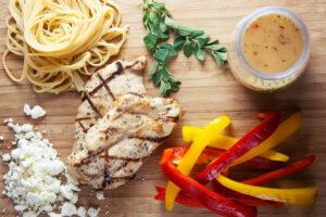 Makanan Khas Amerika grilled chicken