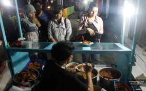 Wisata Kuliner di Jawa Tengah gudek bromo bu tekluk
