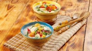 Makanan Khas Lampung gulai taboh