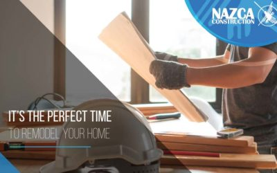 It's the perfect time to remodel your home!