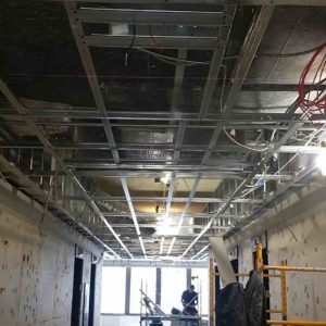 Framing Drywall Work