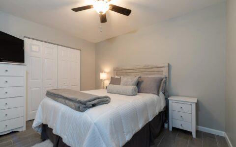 Garage Conversion Bedroom