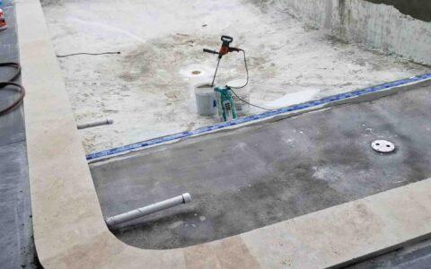 Remodel Pool
