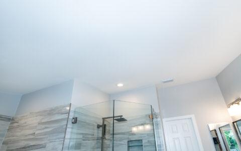Bathroom Ceiling Remodel