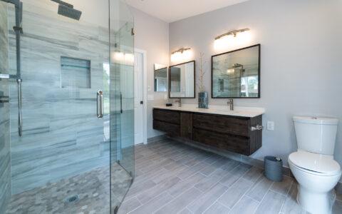 Contractor Bathroom Remodel