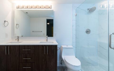 Bathroom update Coconut Creek