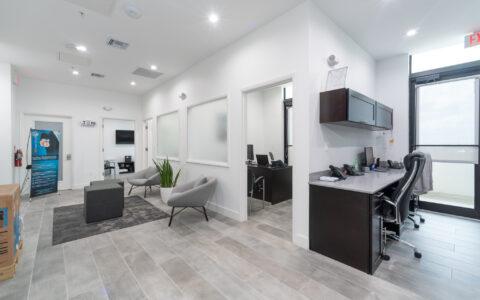 Design Build Office Miramar Florida