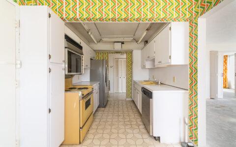 Condo Remodel Kitchen