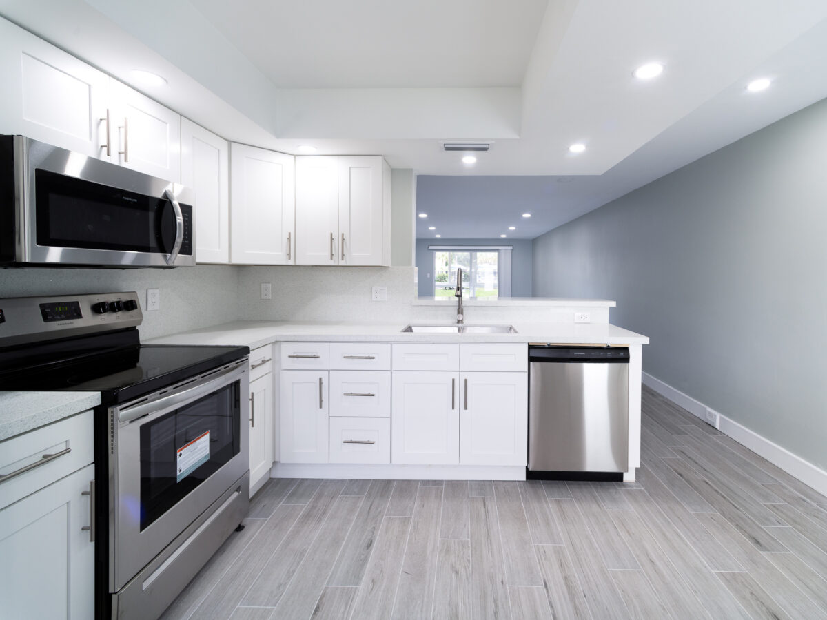 Complete Remodel Kitchen