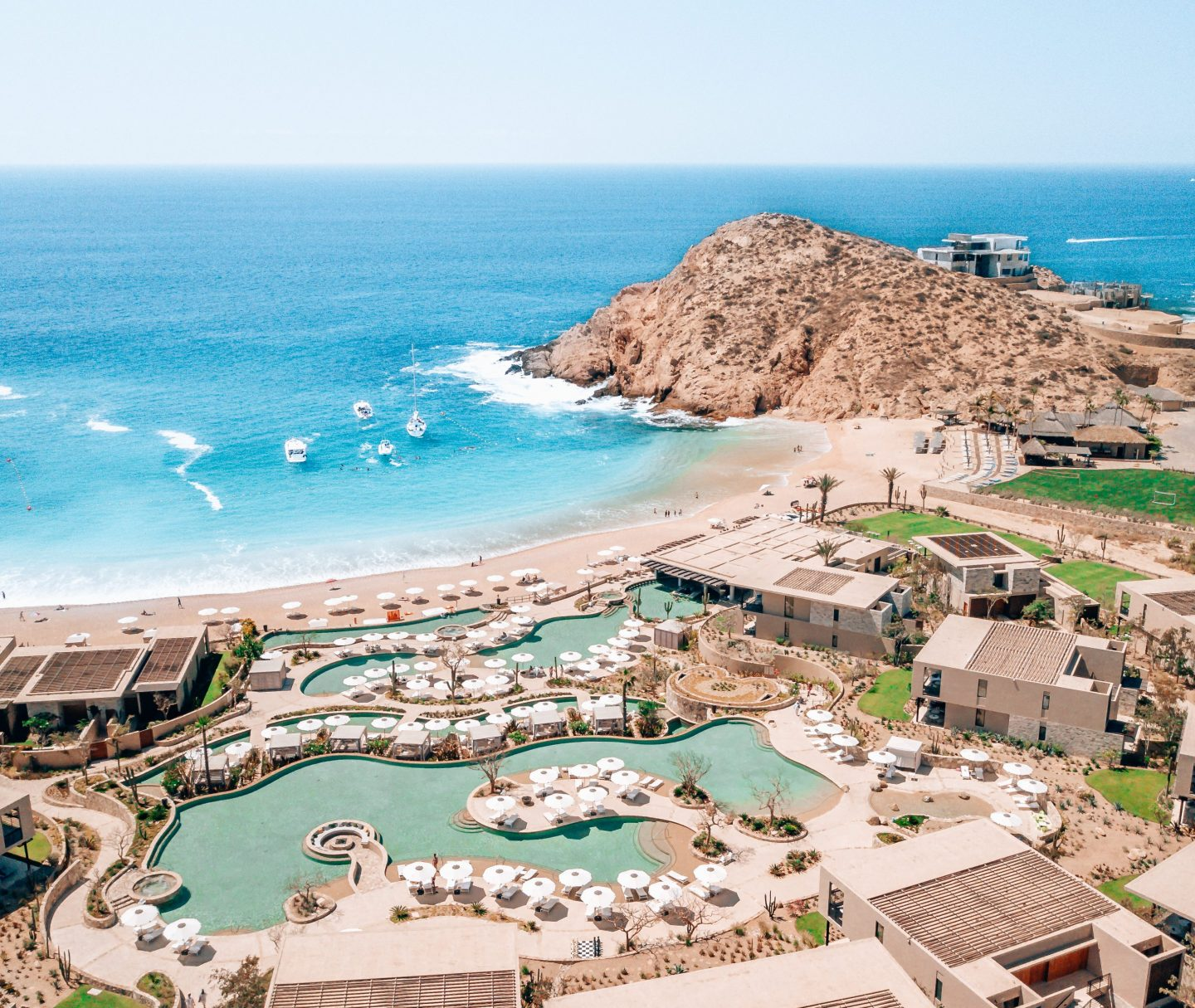 An Unforgettable Stay with Montage Los Cabos