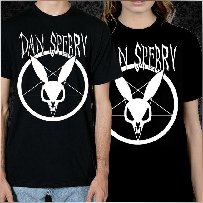dan sperry tshirt