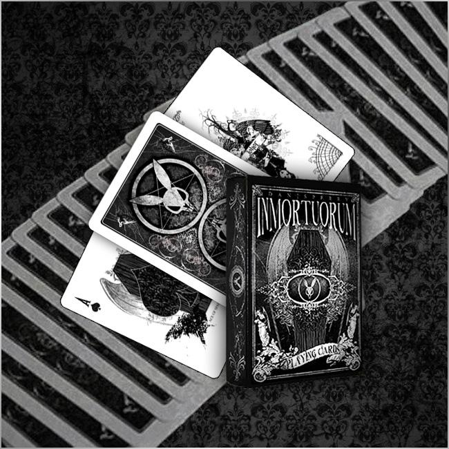 dan sperry deck of cards