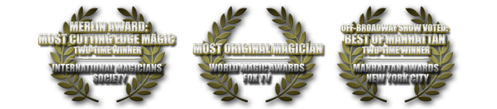 best event magician