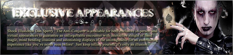 dan sperry virtual magic show