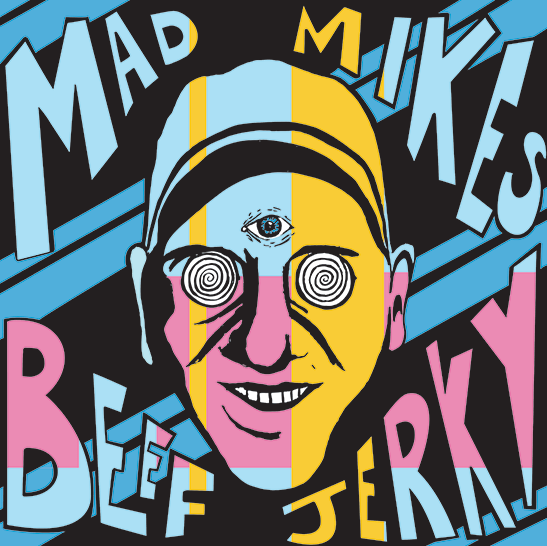 Mad Mike's Beef Jerky