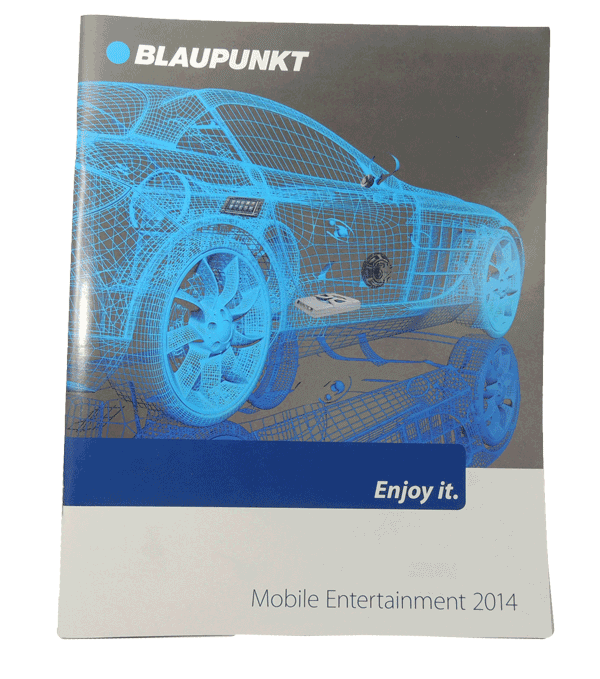 Blaupunkt Cereus Graphics