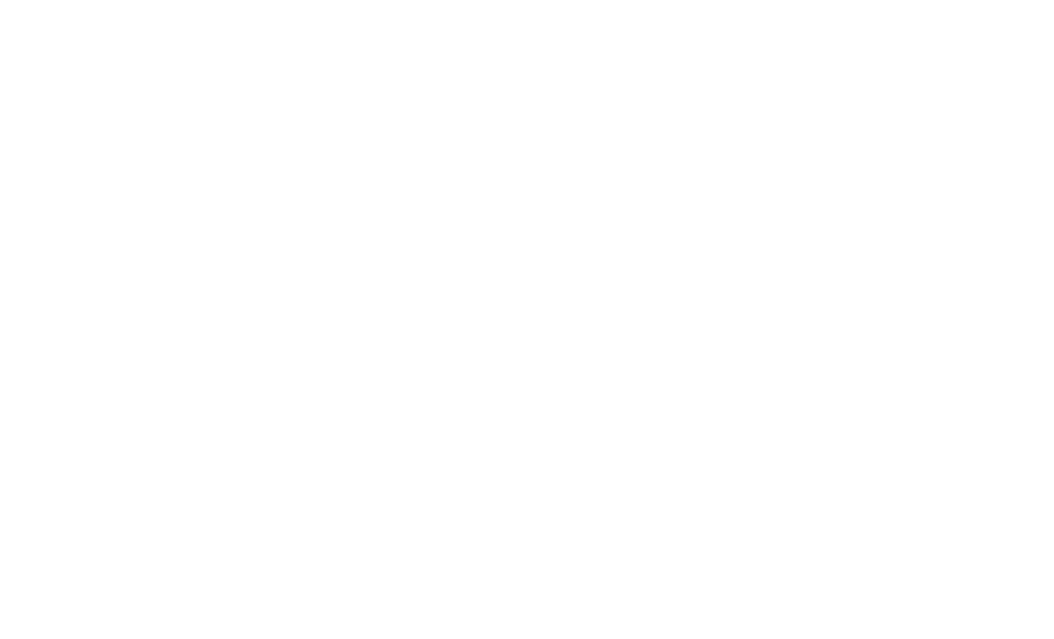 Teak Neighborhood Grill Logo White